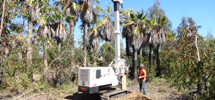 Limited Access Drilling Contractor Malibu
