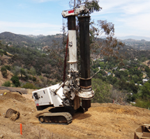 Malibu Limited Access Drilling Contractor